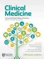 Clinical Medicine: 15 (4)