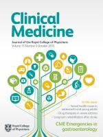 Clinical Medicine: 15 (5)