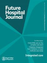 Future Hospital Journal: 2 (2)
