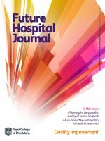 Future Hospital Journal: 3 (3)