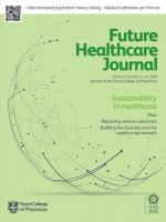 Future Hospital Journal: 5 (2)