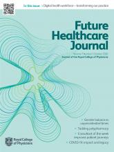 Future Healthcare Journal: 7 (3)
